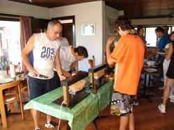 Raclette - Septembre 2010