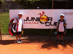 Tournoi syntax juniors - Aout 2013