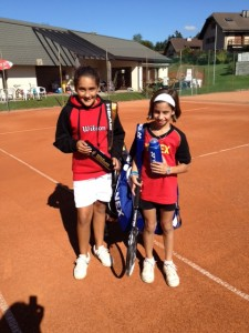 Tournoi juniors - Septembre 2012